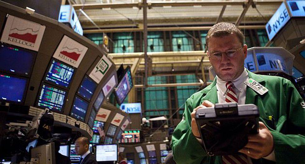 FMI preocupado por estabilidad de mercados financieros. (Bloomberg)