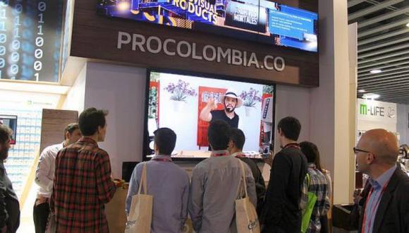 Junto al Perú, Colombia lidera el crecimiento de la América Latina. Más del 20% del producto bruto interno de ese país proviene de la inversión extranjera.