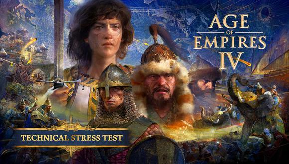 Age of Empires IV estrena a finales de octubre. (Imagen: Microsoft)
