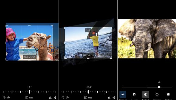 Por el momento la herramienta de edición de fotos se está desplegando lentamente a todos los usuarios a nivel mundial (Foto: Microsoft)