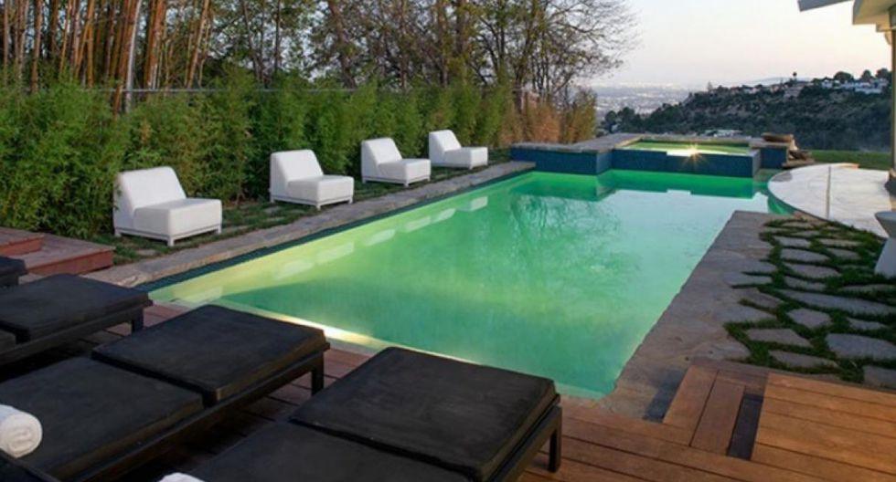La piscina de integra mágicamente a su entorno. Un lugar de descanso de ensueño. (Foto: West Estate Agency)
