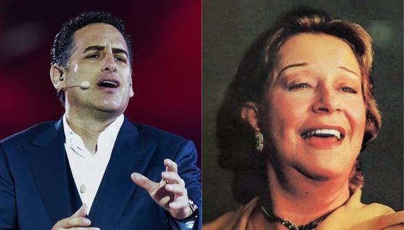 """Juan Diego Flórez unió su voz con la de Chabuca Granda en """"José Antonio"""".  (Foto: CRIS BOURONCLE / AFP/Facebook)"""