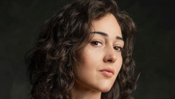 """La actriz Tugce Altug, de 34 años, es quien interpreta a la abogada Kismet en la telenovela turca """"Mujer"""" (Foto: Tugce Altug / Instagram)"""