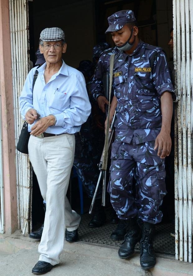 Sobhraj was born in Japanese-occupied Saigon in 1944. (Photo: The Sun)