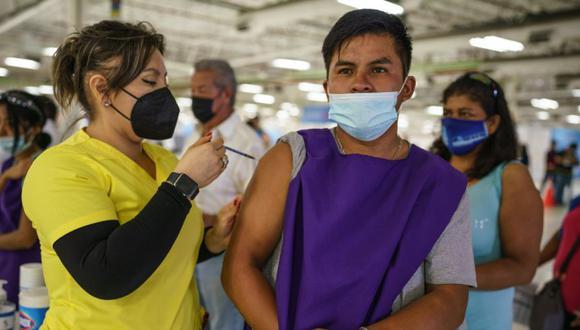 Coronavirus en México   Últimas noticias   Último minuto: reporte de infectados y muertos hoy, lunes 13 de septiembre del 2021   Covid-19. (Foto: Paul Ratje/Bloomberg).