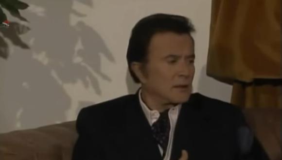 Miguel Palmer interpretó al padre biológico de Marimar, llamado Gustavo Aldama (Foto: Televisa)