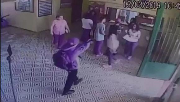 YouTube | Tiroteo en Brasil: Así ingresaron a la escuela Profesor Raúl Brasil los autores de la masacre en Sao Paulo.