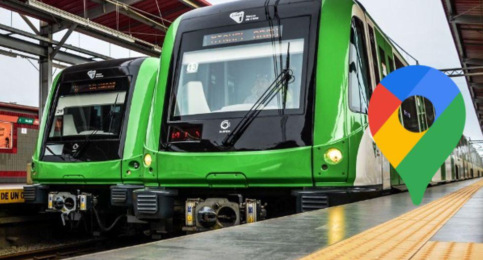 ¿Quieres saber a qué horas pasa un vagón vacío del Metro de Lima? Usa este truco de Google Maps. (Foto: Andina)