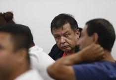 Juan Sotomayor seguirá en prisión tras ratificación al rechazo de su hábeas corpus