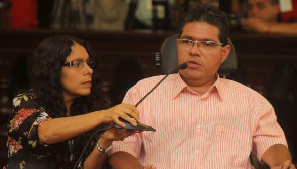 El ex congresista desaforado Michael Urtecho es juzgado desde el 2017. Su juicio podría volver a a foja cero tras destitución del juez supremo Aldo Figueroa. (Foto: Poder Judicial)
