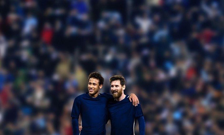 Messi y Neymar unen fuerzas para combatir el hambre infantil