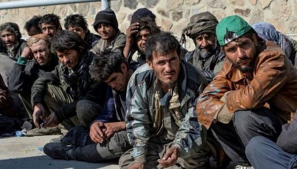Los adictos a la heroína y a las metanfetaminas son cada vez más en Kabul. (Getty Images).
