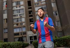 Maradona: ¿por qué una camiseta de Barcelona usada por Diego está en manos de un peruano?