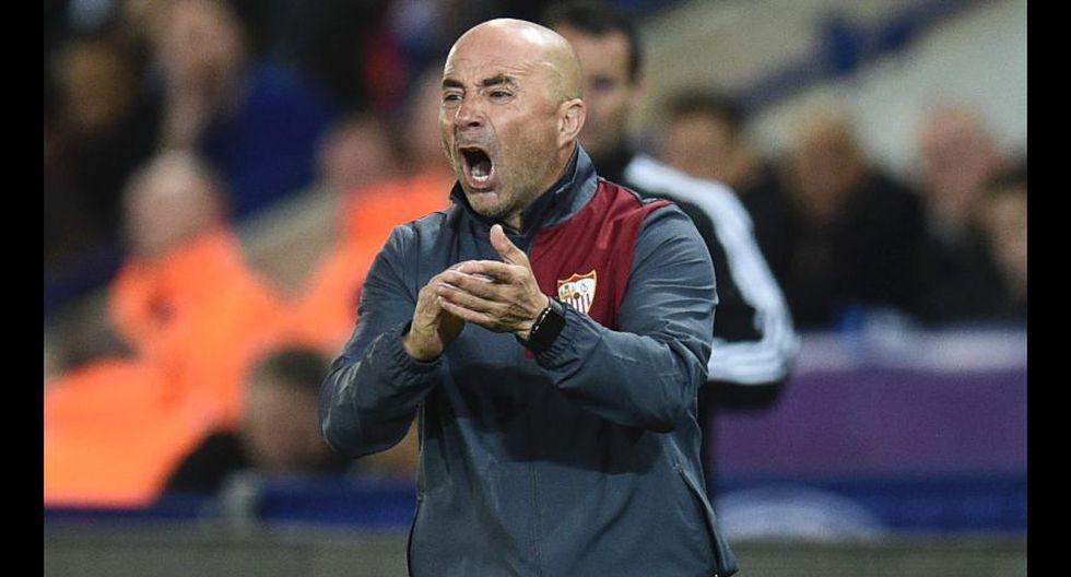 Así vivió Sampaoli la eliminación del Sevilla en Champions - 9
