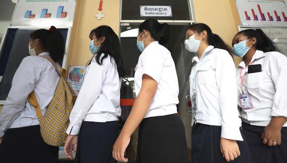 Ya hay más de 6,000 casos confirmados de coronavirus. (Foto: AP)