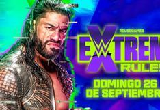 Extreme Rules 2021 en vivo online: ver kickoff gratis evento de lucha libre de WWE