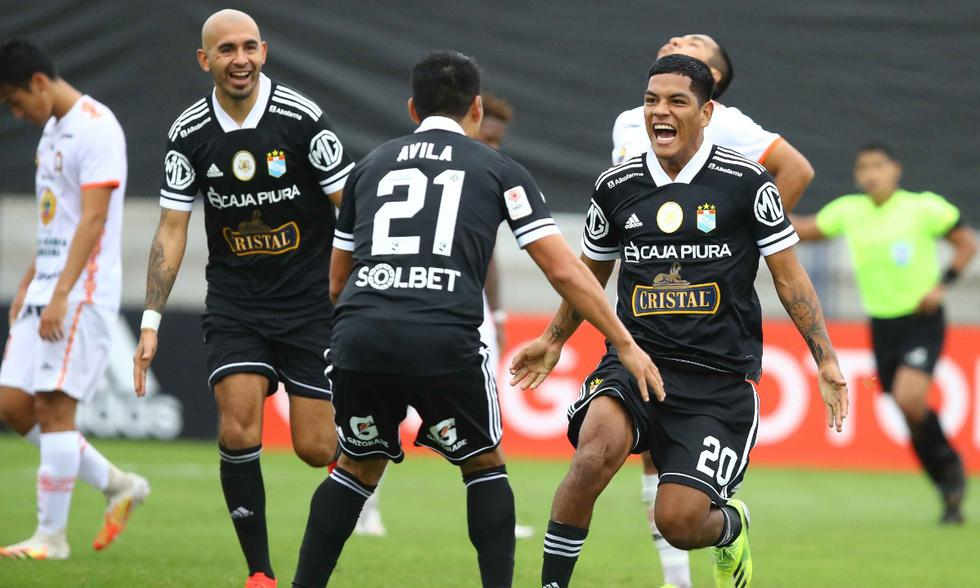 Sporting Cristal  vs. Ayacucho FC: las imágenes del partido por la Copa Bicentenario | Foto: @LigaFutProf