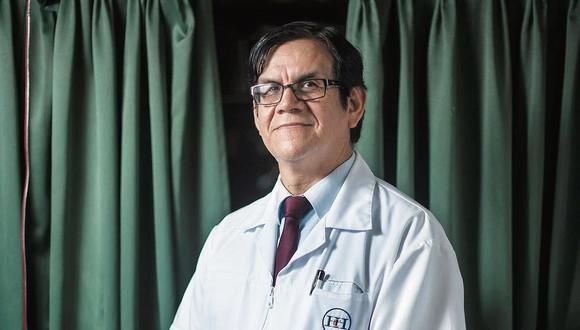 El vicedecano del Colegio Médico del Perú, Ciro Maguiña, refirió que luego del 10 de mayo, fecha en que se levantaría el estado de emergencia, se aplicarían otras medidas a fin de evitar más casos de contagios por COVID-19. (Foto GEC)