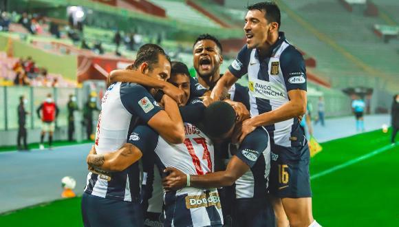 Los dirigidos por Carlos Bustos son favoritos a ganar la Fase 2 de la Liga 1. (Foto: Alianza Lima)