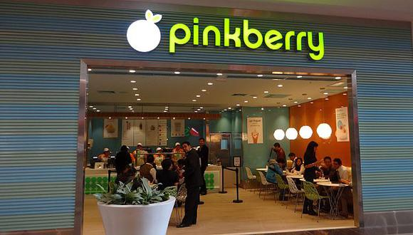 Pinkberry aterriza en Cusco con la inauguración de un local