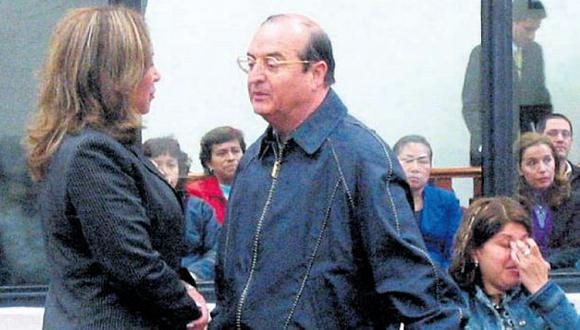 Cuando Montesinos fue condenado por vender armas a las FARC
