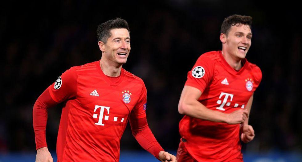 2. (50 puntos) Robert Lewandowski (Bayern de Múnich, GER) – 25 goles x 2