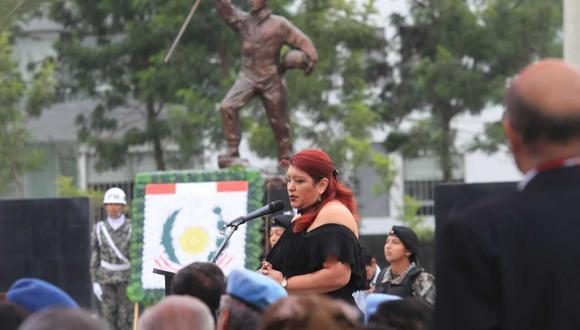 Rinden homenaje al Héroe del Cenepa por los 23 años de su muerte