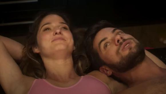 """La película """"Doblemente Embarazada"""" se estrenará en las salas de cines este 30 se septiembre. (Foto: Captura)"""