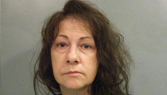 Geanee Pike fue detenida y actualmente se encuentra en el centro de detención del condado de Washington. (Foto: Centro de Detención Web del Condado de Washington)