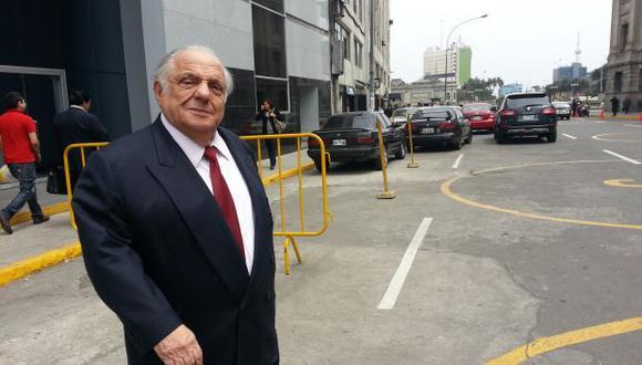 Alberto Quimper fue excluido del proceso 'Petroaudios'