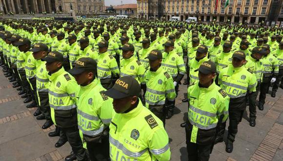 Muerte de policías: ¿Por qué los están asesinando?. Foto: El Tiempo | GDA