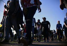 Casi 150 mil personas volvieron al Triángulo Norte desde EE.UU. y México en el 2018