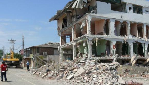 Ecuador: El secreto de las casas que resistieron el terremoto
