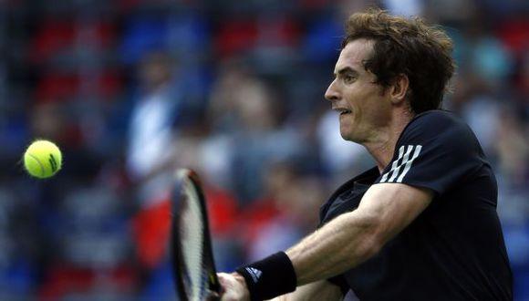Tenis: Andy Murray avanza a semifinales en ATP de Viena