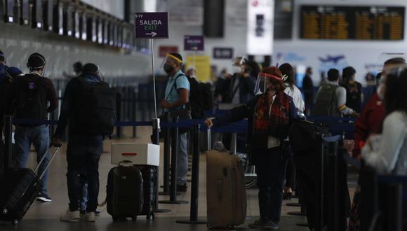 AETAI opinó que el impacto será bajo, por el hecho que las aerolíneas han venido retomando vuelos poco a poco a Europa (Foto: Hugo Pérez / GEC)