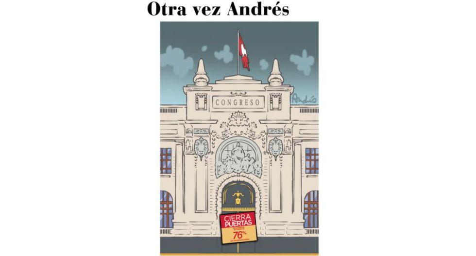 Martín Vizcarra y el Congreso de la República, por Andrés Edery.