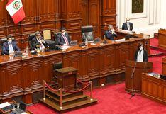 Congreso posterga decisión sobre moción de interpelación contra ministra de Economía