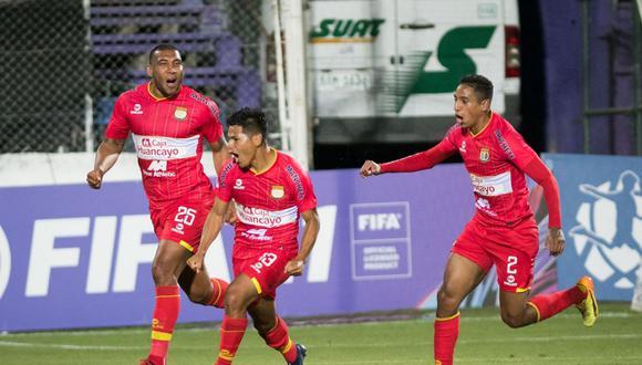 Sport Huancayo superó dos fases de eliminación directa en la Copa Sudamericana 2020. (Foto: AFP)