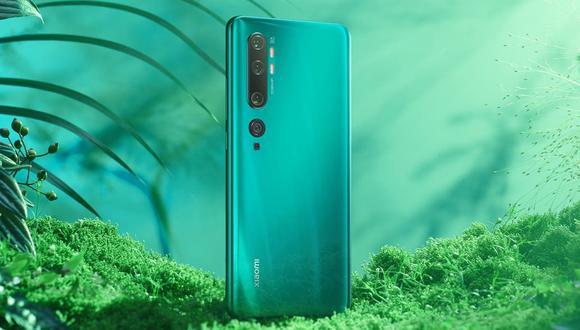 El Xiaomi CC9 Pro saldrá a la venta en China y costará 400 dólares. (Foto: Xiaomi)