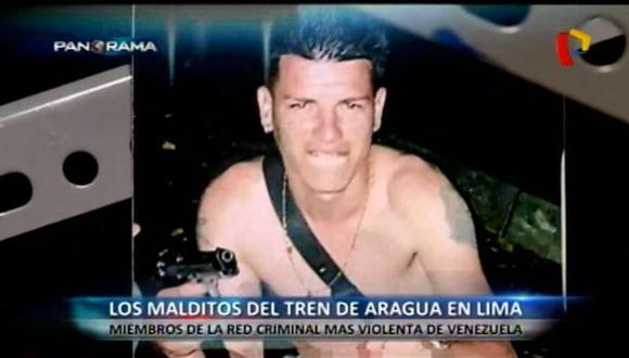 Edinson Agustín Barrera, alias 'Catire', fue capturado el último viernes en el centro comercial Plaza Norte. (Foto: Panorama).