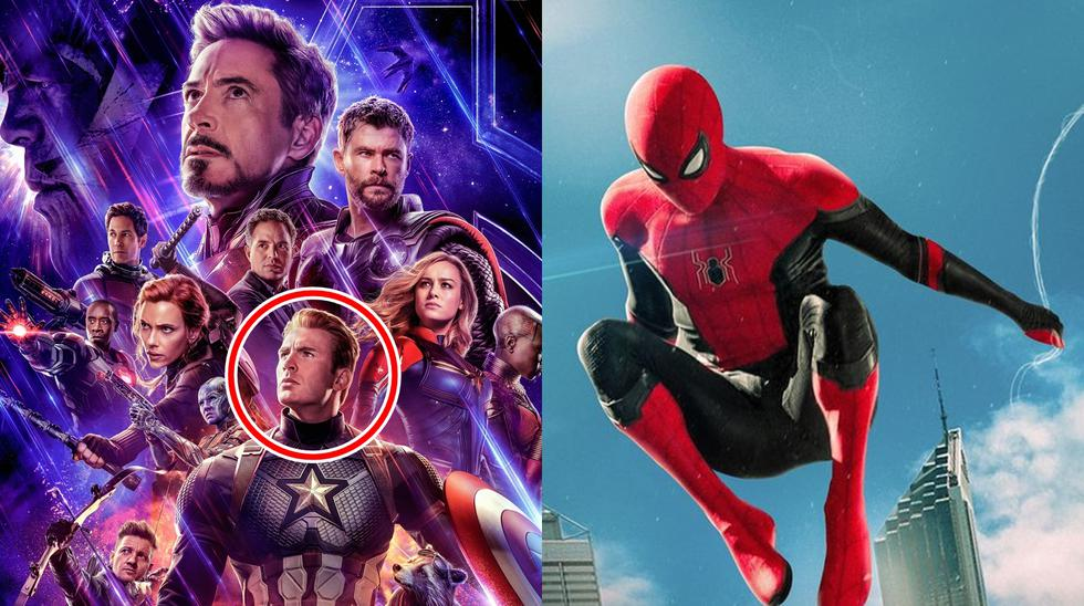 """Spiderman: Far From Home"". Foto: Difusión."