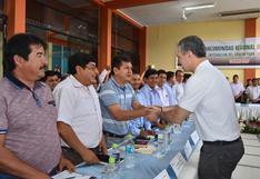 Vraem: Salvador del Solar se reunió con autoridades de tres regiones en Pichari