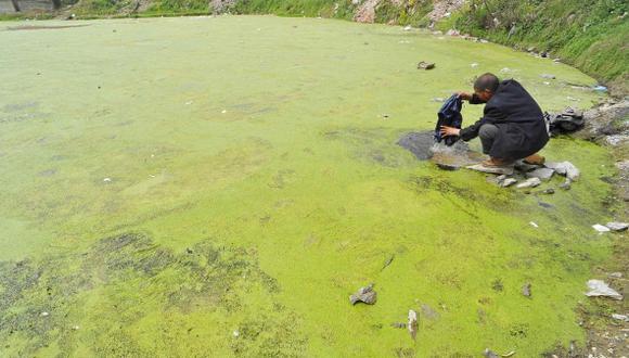 La contaminación del agua afecta fuertemente a diversos países. (Foto: Reuters)