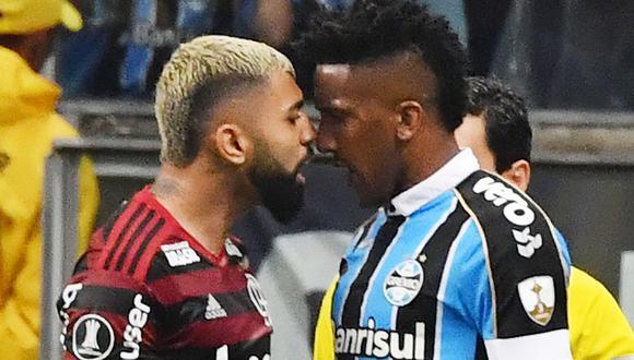 Flamengo recibe a Gremio en el Maracaná por la semifinal de la Copa Libertadores. El partido se juega hoy, miércoles 23 de octubre desde las 19:30 horas.