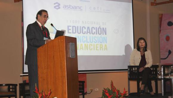 Asbanc: Plan de dinero electrónico comenzará en seis meses