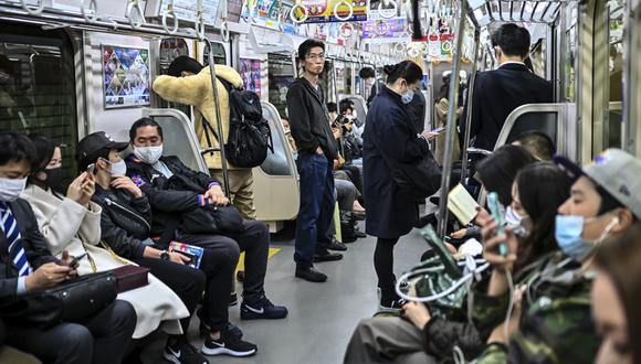 Coronavirus en Japón | Últimas noticias | Último minuto: reporte de infectados y muertos hoy, domingo 22 de noviembre del 2020 | Covid-19 | (Foto: CHARLY TRIBALLEAU / AFP).