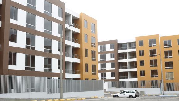 La venta de viviendas se recuperaría. (Foto: GEC)