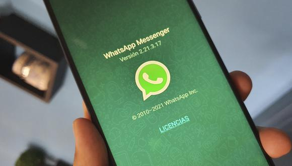 De esta manera podrás usar WhatsApp sin necesidad de internet. (Foto: MAG)