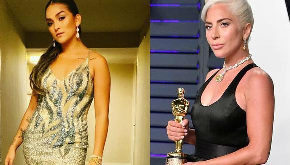 La peruana también indicó que la carrera de Lady Gaga es una inspiración para ella. (Fotos: Instagram)