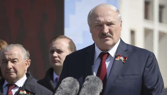 Alexander Lukashenko, presidente de Bielorrusia. (Foto: AP)